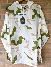 Arktis A192 Stowaway Windshirt, PCU Level 4, Tundra Snow Camo, Small