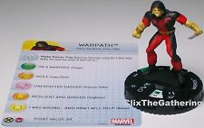 WARPATH 019 Uncanny X-Men Marvel HeroClix