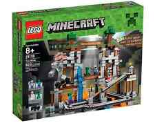 Lego ® Minecraft 21118 la mina, nuevo embalaje original _ the mine New misb NRFB
