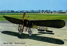 Postcard 1062 - Aircraft/Aviation Bleriot 1909 Motore Anzani