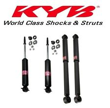 4-Pieces KYB Excel-G Shocks (2-Front & 2-Rear) Ram 1500 P/U 2-Wheel Drive NEW