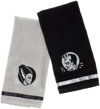 Sourpuss Monster bathroom towel set alternative goth punk rock metal zombie