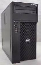 Dell Precision T1650 i5-3550 3.30GHz 8GB DDR3 500GB HDD Win 7 Pro WiFi USB 3.0