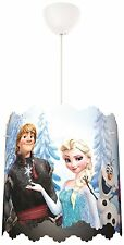 Kids Room Light Pendant Ceiling Lamp Children Night Lighting Disney Frozen