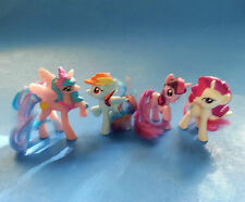2011 My Little Pony Friendship is Magic 5-SPARKLE 6-DASH 7-RARITY 8-CELESTIA McD