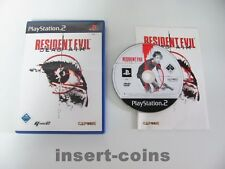 Residente Evil Dead Aim-PlayStation 2/ps2/pal/26