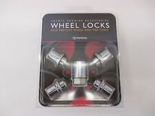 LEXUS OEM FACTORY WHEEL LOCK SET 2016-2017 RX350 RX450H 00276-00900