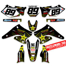 1999 2000 SUZUKI RM125 250 RM125 RM250 GRAPHICS KIT MOTOCROSS MX DIRT DECAL