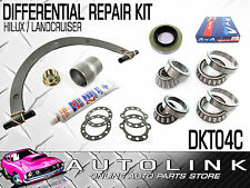 FRONT DIFF REPAIR KIT SUIT TOYOTA BUNDERA LJ70 2.4L TURBO DIESEL 2L-T 1986 - 91