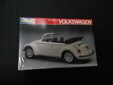 REVELL VW VOLKSWAGEN BUG CONVERTIBLE PLASTIC MODEL KIT 1:25 DUKES OF HAZZARD