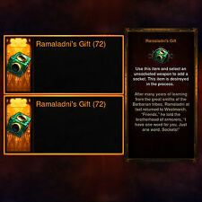 Diablo 3 RoS PS4 [SOFTCORE] - Ramaladni's Gift X 140!