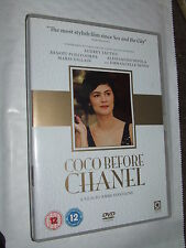 COCO BEFORE CHANEL Audrey Tautou DVD
