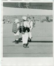 1950s SKY DIVING - Original Photo # 2