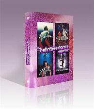 The Definitive Dance Collection Kevin Bacon, Lori Singer, Jennifer NEW UK R2 DVD