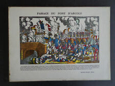Passage Du Pont D'Arcole print, Imagerie Pellerin – Épinal, INV 2140