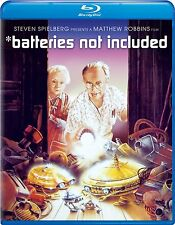 BATTERIES NOT INCLUDED (1987) -  Blu Ray - Sealed Region free