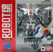 Robot Spirits Damashii #169 Dragonar 1 Custom Metal Armor Dragonar Action Figure