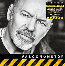 Vasco Rossi - VascoNonStop 4CD (new album/sealed)