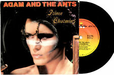 """ADAM AND THE ANTS - PRINCE CHARMING - 7"""" 45 VINYL RECORD PIC SLV 1981"""
