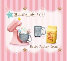 Re-Ment Sanrio Little Twin Stars Twinkle Sweets Factory Set # 1 Pastry Dough