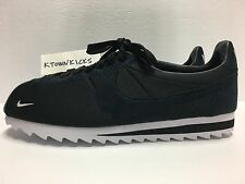 Nike Classic Cortez Shark Low SP Mini Swoosh Black 810135 010 Men's 11 No Lid