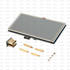 5 inch 800X480HDMI Touch Screen TFT LCD Panel Shield Module For Raspberry Pi
