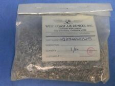 1 Pound MS20426AD2-5 Rivets Alum Alloy Hard Rivets, AN426 series, Counter Sunk