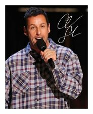 ADAM SANDLER SIGNED AUTOGRAPHED A4 PP PHOTO POSTER