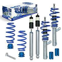 JOM Blueline Coilover Suspension Kit VW Golf Mk6 2.0 TDI 4 Motion 2008-