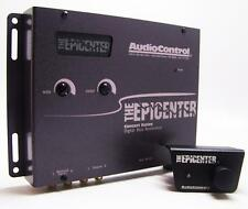 Audio Control The Epicenter Bass Maximizer / Digital Restoration/Equalizer Gray