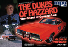 MPC THE GHOST OF THE GENERAL LEE Glow in the dark, plastic model kit 1/25