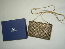 Swarovski original Tasche Clutch Kiosque Minaudiere in Box