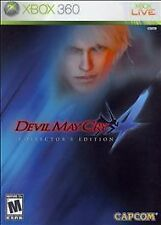 Devil May Cry 4 -- Collector's Edition (Microsoft Xbox 360, 2008) VERY GOOD