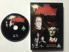 The Munsters' Revenge (DVD, 2011) ~ VERY GOOD CONDITION ~ REGION 2 UK ~