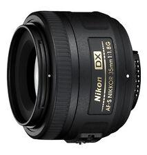 Nikon AF-S DX Nikkor 35mm f/1.8 G Lens (SMP2)
