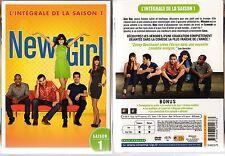 NEW GIRL Intégrale saison 1 - Coffret 1 boitier Classique Large - 3 DVD - NEUF