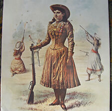 Buffalo Bill's Wild West Miss Annie Oakley 1966 Shooting Crack Shot