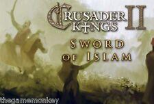 CRUSADER KINGS II SWORD OF ISLAM [PC] Steam key