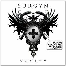 Surgyn vanity Limited Edition CD DIGIPACK 2011