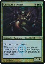 MAGIC GLISSA, THE TRAITOR FOIL OVERSIZED CARD - COMMANDER'S ARSENAL LIMITED ED.
