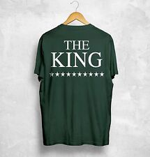 The King His Queen T Shirt Valentines Couple Husband Wifey Boyfriend Girlfriend