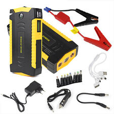 Multifunction 69800mAh Jump Starter Car Booster Power Bank Charger Minimax New