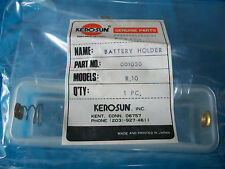 "KERO-SUN/Toyotomi Radiant 8 & 10 Kerosene Heater Battery Holder ""D"" Size OEM-NEW"