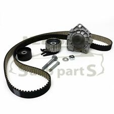 SAAB 9-3 9-5 1.9 16V Z19DTH WATER PUMP & TIMING BELT KIT, GENUINE, 93191278