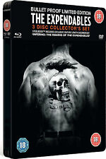 Expendables - Collector's Edition Steel Tin - Double Play (Blu ray + DVD)