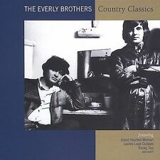 THE EVERLY BROTHERS - Country Classics (Mar-2004, BMG Special Products) CD