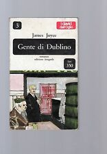gente di dublino - james joyce - edizione david - may duodec