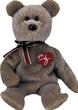 "TY Beanie Baby ""Ty"" SIGNATURE 1999 Teddy Bear Retired MWMT Retired"