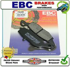 NEW EBC FA229 ORGANIC BRAKE PADS SET FRONT (LEFT) SUZUKI DL650 DL V-STROM ABS 10