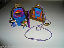 DISNEY HUNCHBACK of NOTRE DAME CATHEDRAL CASTLE MINIATURE LOCKET FIGURES SET LOT
